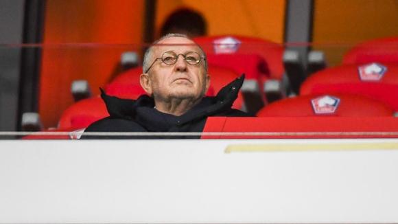 Президентът на Лион продължава да настоява за възобновяване на Лига 1