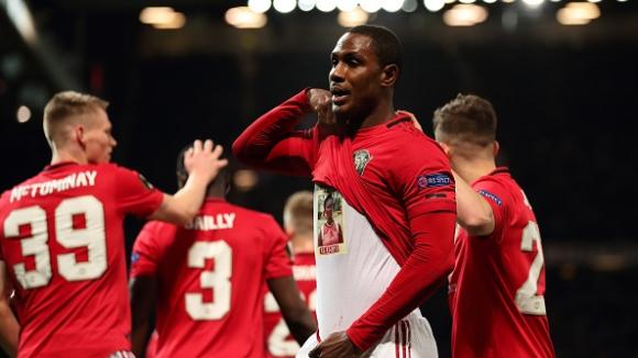 Одион Игало няма да остане в Манчестър Юнайтед до края на сезона