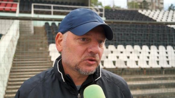 Петков: Етър ще се бори да се спаси в групата