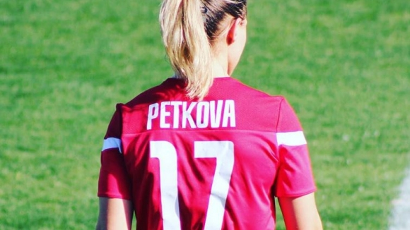 Българската футболистка Симона Петкова говори за своята кариера