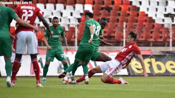 ПП ЦСКА-София - Ботев (Враца) 0:0
