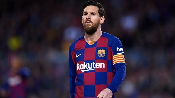 Барселона призна за контузия на Меси