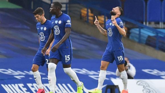 43' Челси - Уотфорд 2:0