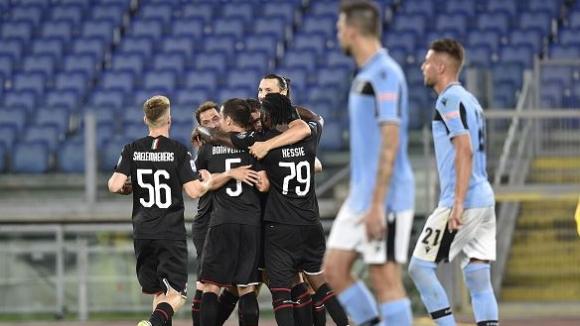 34' Лацио - Милан 0:2