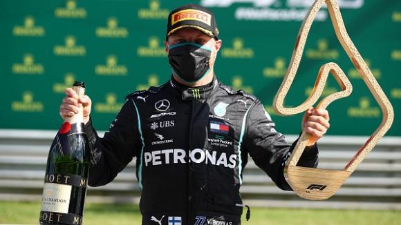 Ботас спечели първия старт за новия сезон във Ф1