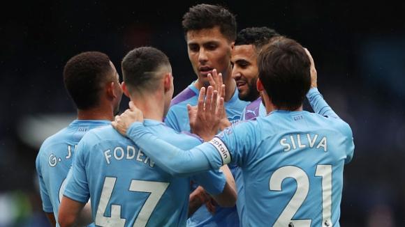Манчестър Сити - Нюкасъл 5:0
