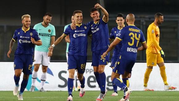 """Интер отново разочарова с равенство на """"Бентегоди"""""""