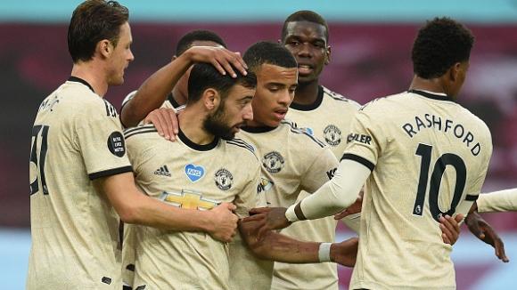 Астън Вила - Манчестър Юнайтед 0:3