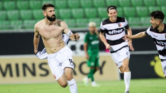 Страхотен гол на Димитър Илиев даде преднина за Локо (Пд) в края на редовното време