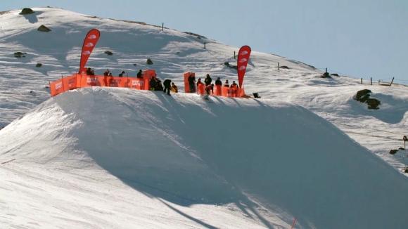 Зимни игри в Нова Зеландия