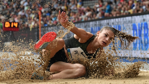 Габриела Петрова беше победена само от световната шампионка на Диамантената лига в Монако