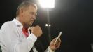 Бруно Акрапович: Исках да бъда по-близо до играчите по време на мача