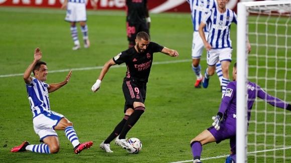 Реал Сосиедад - Реал Мадрид 0:0