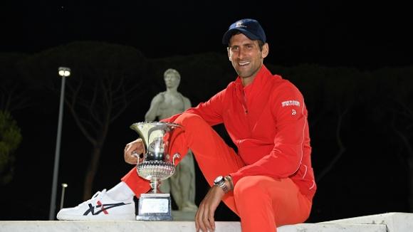 Джокович: Мечтата ми е да мина рекорда на Федерер