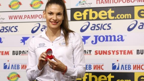 Габи Петрова е спортист на месеца