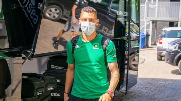 Велковски: Надявам се да прочуя името на България и други момчета да направят трансфер