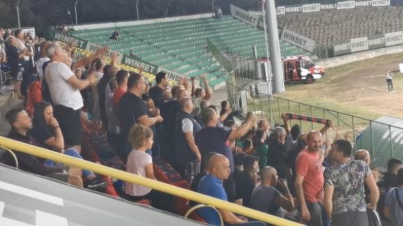 Врачани ликуват след попадението на Димитър Буров