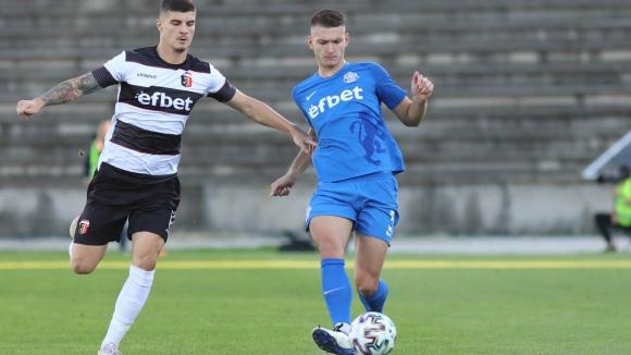 Локомотив (Пловдив) - Арда (Кърджали) 0:0