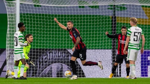 Селтик - Милан 1:3