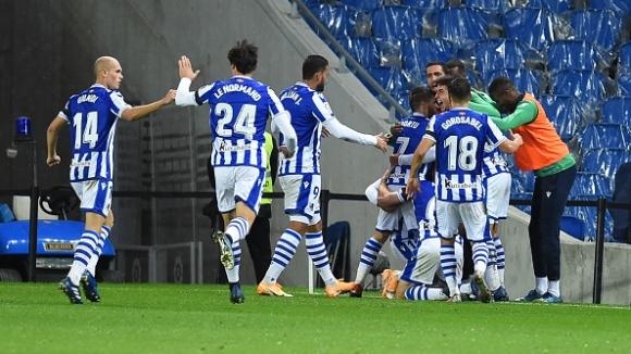 Реал Сосиедад - Уеска 4:1