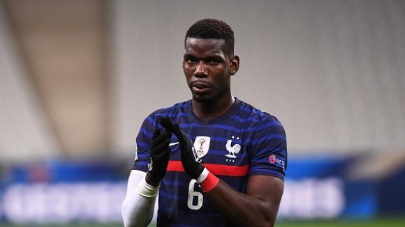 Погба няма да напуска националния отбор на Франция