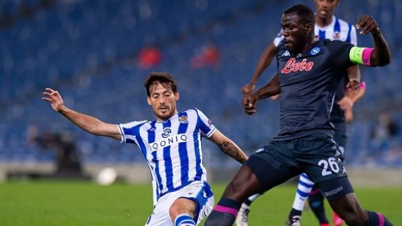 Реал Сосиедад - Наполи 0:1