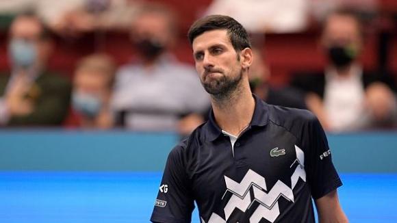 Сензацията е факт: Джокович аут от турнира във Виена