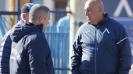 Тодоров отново води тренировка на Левски