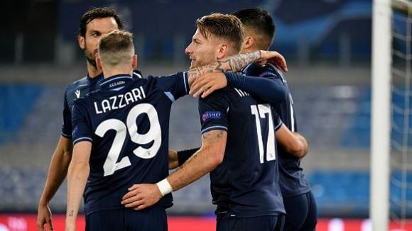 Имобиле вдъхнови Лацио за победа с 3:1 срещу Зенит