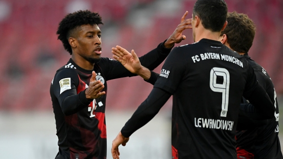 Байерн с рутинна победа в Германия