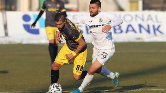 ПП Славия - Ботев (Пловдив) 0:0