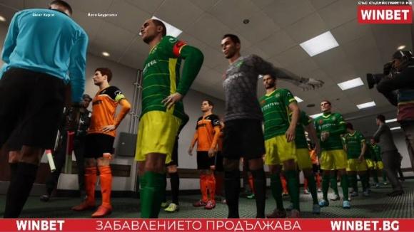 Добруджа поведе в WINBET е-футбол лига след успех над Литекс с 2:0