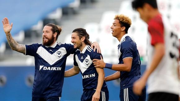 Мелбърн стигна осминафиналите на Азиатската Шампионска лига след успех над Сеул
