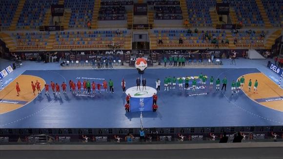 Алжир с драматична победа на Световното по хандбал