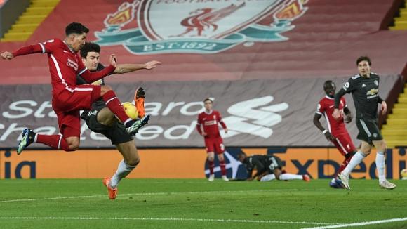 Ливърпул - Манчестър Юнайтед 0:0