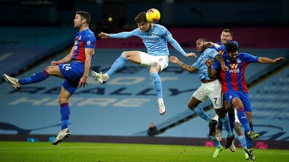 Манчестър Сити - Кристъл Палас 4:0