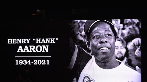 Почина бейзболната легенда Ханк Аарън