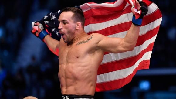 Забележителен дебют за Майкъл Чандлър на UFC 257