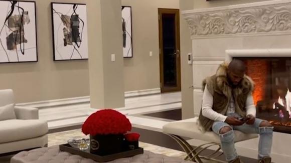 Флойд Мейуедър показа дома си в Лас Вегас