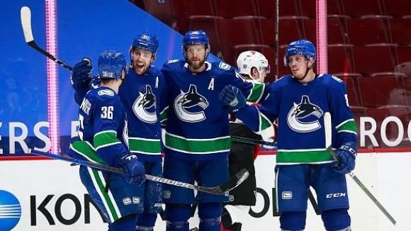 Ванкувър разби Отава в НХЛ