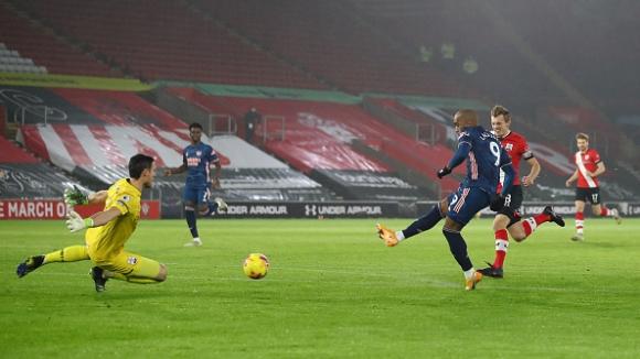 Саутхамптън - Арсенал 1:3