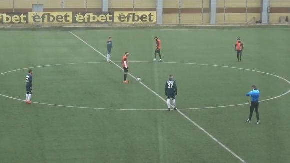 Созопол - Локомотив (Пловдив) 1:2