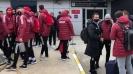 Българските отбори пристигнаха в Алания