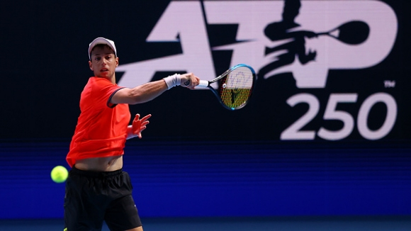 Адриан Андреев взе сет, но отстъпи на №114 в света