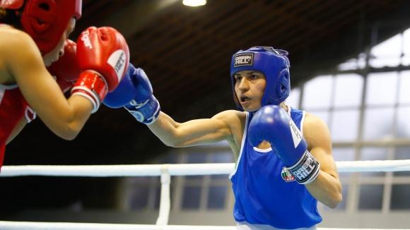 """Стойка Кръстева с единодушно съдийско решение се класира за полуфиналите на """"Странджа"""" 2021"""