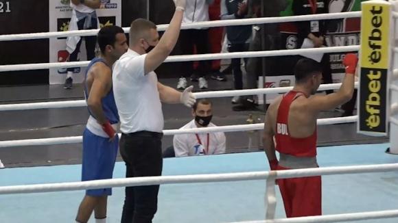 Даниел Асенов преодоля индиец и спечели трети златен медал за България