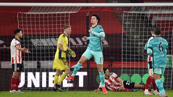 Шефилд Юнайтед - Ливърпул 0:2