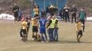 Напрежение между футболистите на Гранит и Кюстендил, охраната влезе на терена
