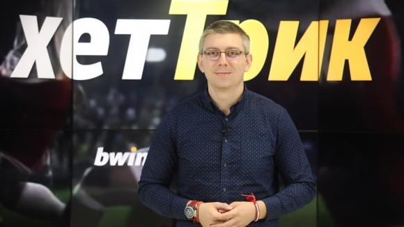 """Вълнуващи футболни класации в """"Хеттрик: Най-доброто от седмицата"""""""