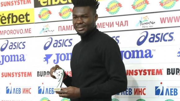 Жорди Кайседо спечели приза за играч №1 на 18-я кръг